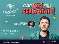 București: Costel - Rog seriozitate!