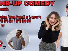 Stand Up Comedy cu Ana Maria Calita & Andrei Ciobanu