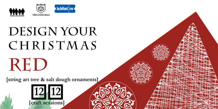 Design your Christmas RED l Craft sessions