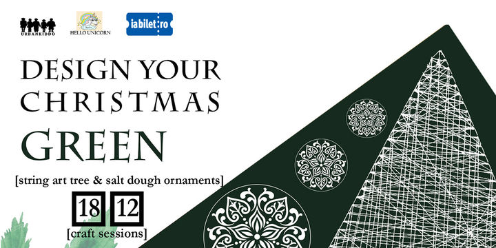 Design your Christmas Green l Craft sessions