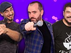 Stand-up comedy Sambata cu Zloteanu, Dumitru si Covache