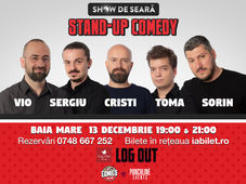 Stand-up comedy la Baia Mare