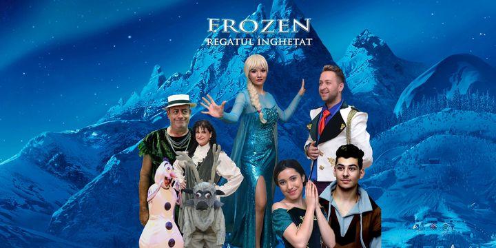 Frozen Regatul Inghetat