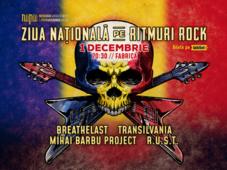 Ziua Națională pe ritmuri rock