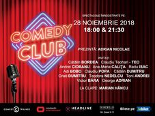 COMEDY CLUB - Stand-up cu Bordea, Teo & Friends 2