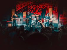 Concert The Mono Jacks pe 13 februarie
