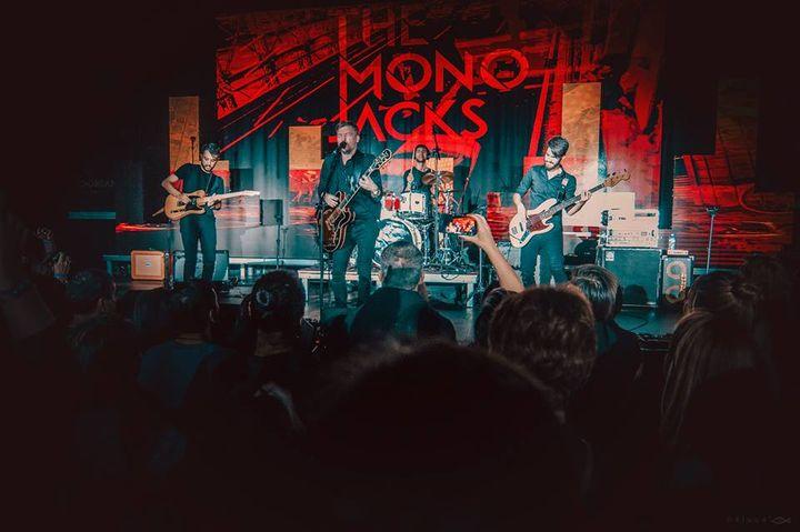 Concert The Mono Jacks pe 13 februarie