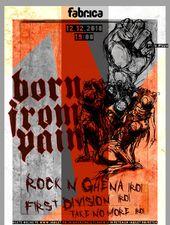 Concert Born from Pain