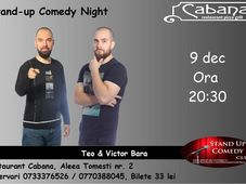 Stand Up Comedy cu Teo & Victor Bara