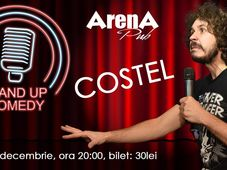STAND-up COMEDY cu COSTEL