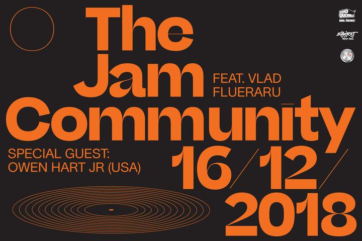 The Jam Community feat. Vlad Flueraru / Expirat / 16.12