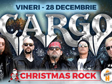 CARGO // Christmas Rock #5