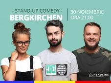 Bergkirchen: Stand-up comedy cu Doina Teodoru, Bucălae & Cortea