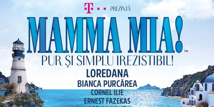 Oradea: Mamma Mia! Pur și simplu irezistibil!