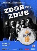 Concert Zdob și Zdub