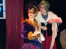 """Teatrul Coquette: """"Poveste de Craciun"""""""