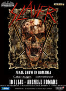 SLAYER - FINAL Show @ Metalhead Meeting 2019