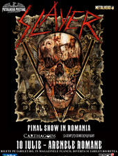 SLAYER - FINAL Show @ Metalhead Meeting 2019
