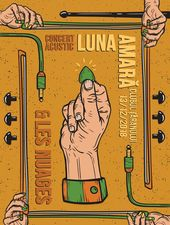 Luna Amara si Les Nuages - acustic