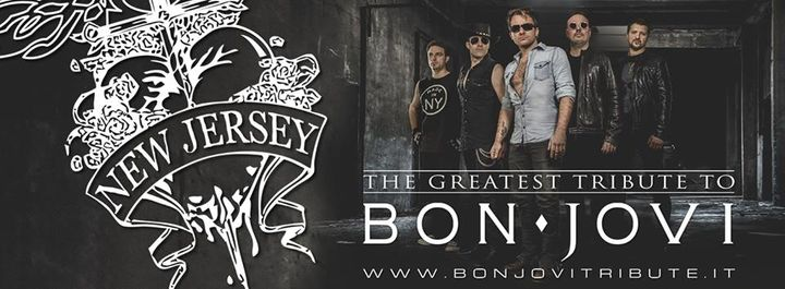 "Concert tribut Bon Jovi cu ""New Jersey"""