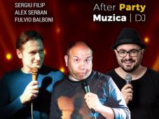 Stand-up Comedy in Grill Pub – Editie aniversara – 5 ani