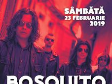 Concert Bosquito - Dragobete @ Midnight