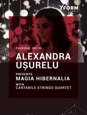 Alexandra Ușurelu - Magia Hibernalia at /FORM SPACE