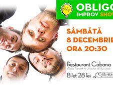 Improv Show cu Trupa Obligo
