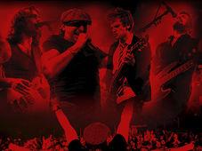 Tribut AC/DC cu The Rock