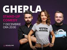 Gherla: Stand-up comedy cu Ana-Maria Calița, Bucălae & Cortea
