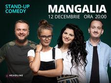 Mangalia: Stand-up comedy cu Doina Teodoru, Ioana State, Mane & Nelu Cortea