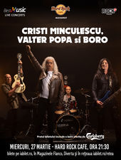 Cristi Minculescu, Valter si Boro