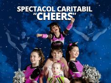 "Spectacol caritabil ""CHEERS"" 2"