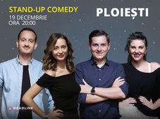 Ploiești: Stand-up comedy cu Calița, Tănase, Teodora & Mane