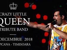 Queen Tribute: Crazy Little Queen