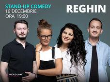 Reghin: Stand-up comedy cu Doina Teodoru, Ioana State, Mane & Claudiu