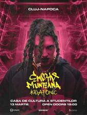 Cluj: Killa Fonic - Emotiv Munteana Tour
