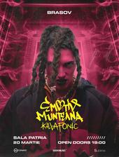 Brasov: KILLA FONIC - EMOTIV MUNTEANA TOUR