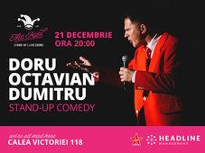 București: Stand-up comedy cu Doru Octavian Dumitru