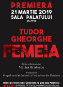 "Tudor Gheorghe - PREMIERA -""FEMEIA"""