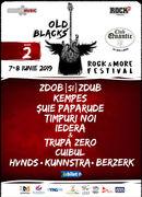 "OLD BLACKS "" Rock & More Festival"""