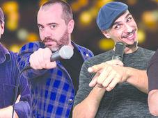 Stand-Up Comedy Bucuresti Sambata 22 Decembrie