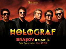 Concert extraordinar HOLOGRAF @ Brasov