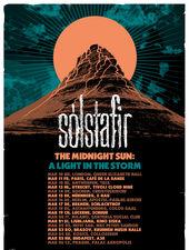 Solstafir - The Midnight Sun: a Light in the Storm