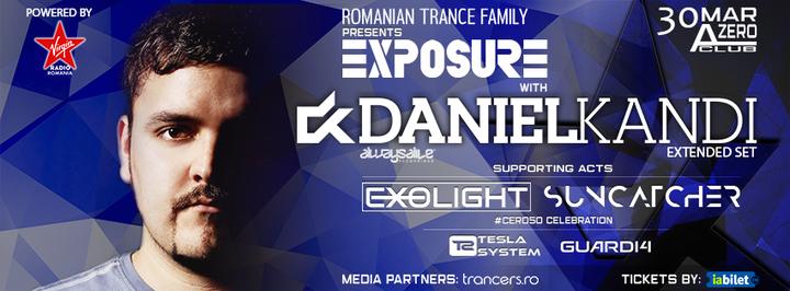 EXPOSURE pres. DANIEL KANDI (extended set)