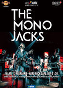 Concert The Mono Jacks pe 12 februarie