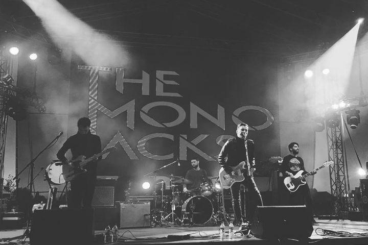 Concert The Mono Jacks pe 12 februarie