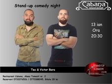 Stand-Up Comedy cu Teo & Victor Bara