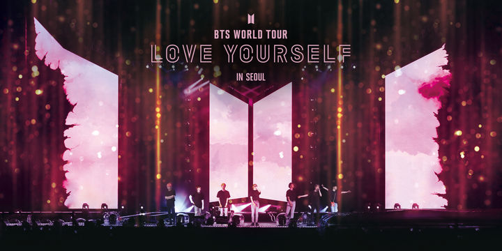 BURN THE STAGE: LOVE YOURSELF