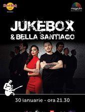 Concert Jukebox şi Bella Santiago